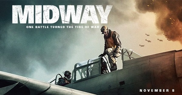 cover film Midway Lionsgate