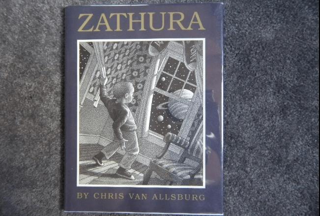 buku Zathura karya Chis Van Allsburg