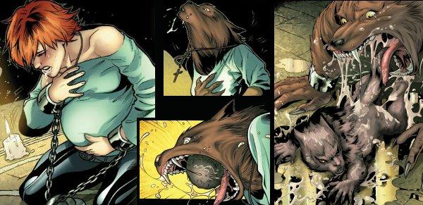 karakter Rahne Sinclair Wolfsbane