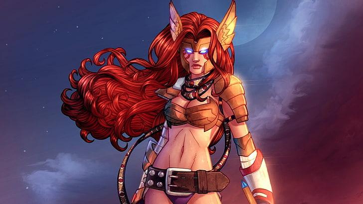 Angela saudara tiri Thor dan Loki