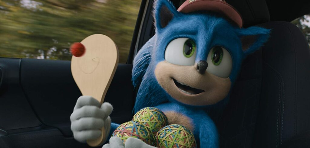 film Sonic the Hodgehog