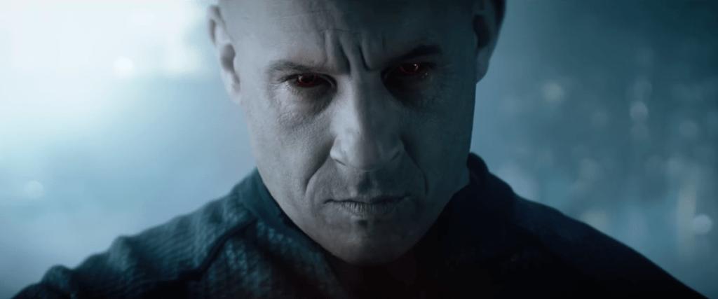Vin Diesel sebagai Ray Garrison