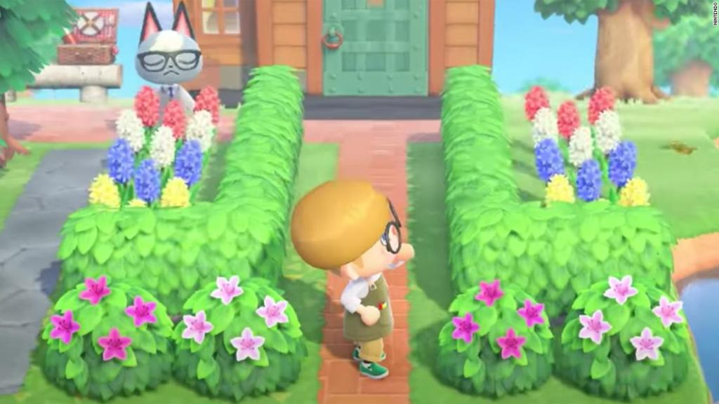 update Animal Crossing: New Horizons