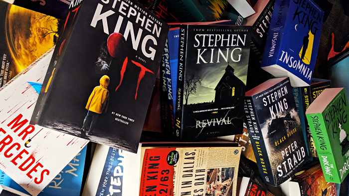 novel terbaru Stephen King