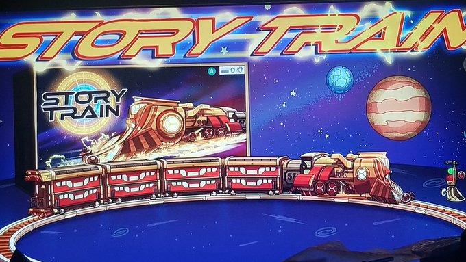 merchandise kereta Rick and Morty