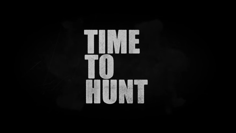 cover Time to Hunt
