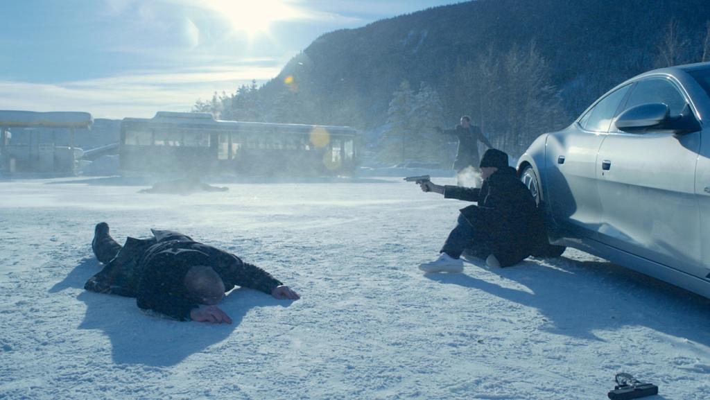 Film seru di tempat dingin bersalju
