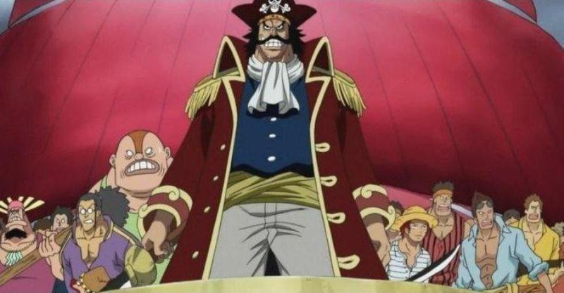 bajak laut terkuat one piece