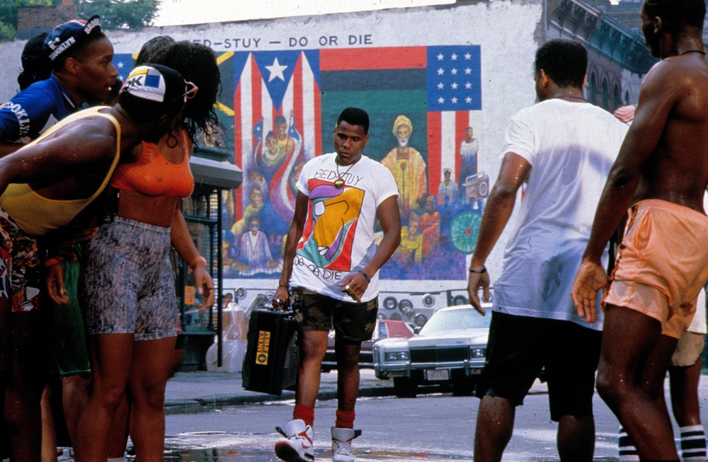 Do The Right Thing rekomendasi film bertema rasisme