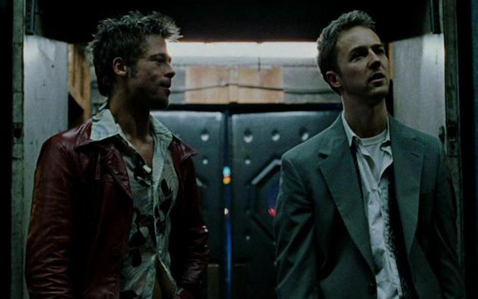 Brad Pitt Chuck Palahnyuk Fight Club