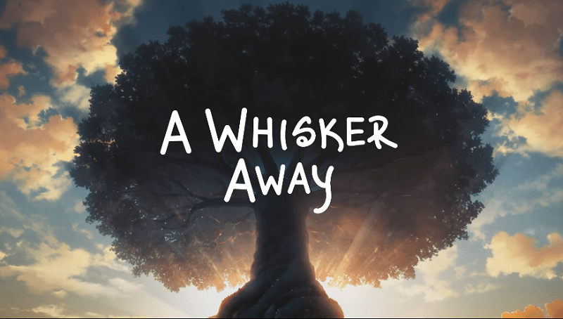 cover film A Whisker Away