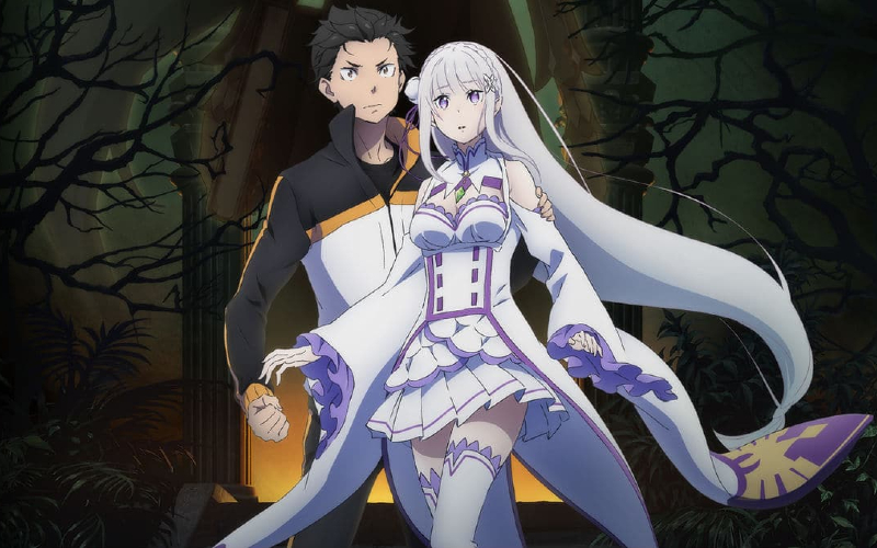 anime summer 2020 terbaik Re: Zero Starting Life in Another World