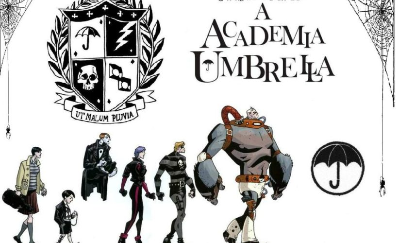 ilustrasi The Umbrella Academy