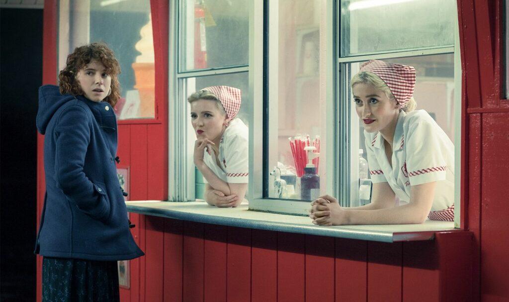gadis penjual ice cream dalam I'm Thinking of Ending Things