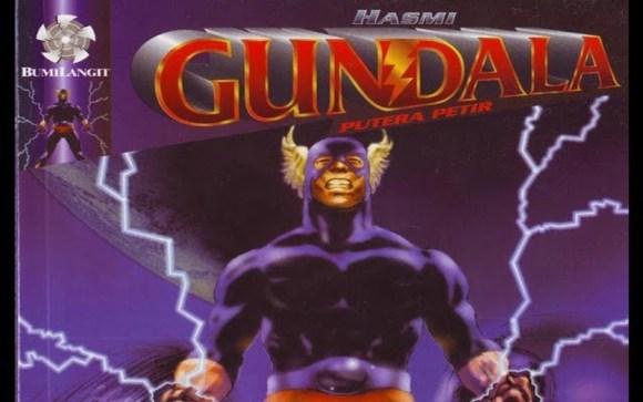 film superhero indonesia gundala putra petir (1981)