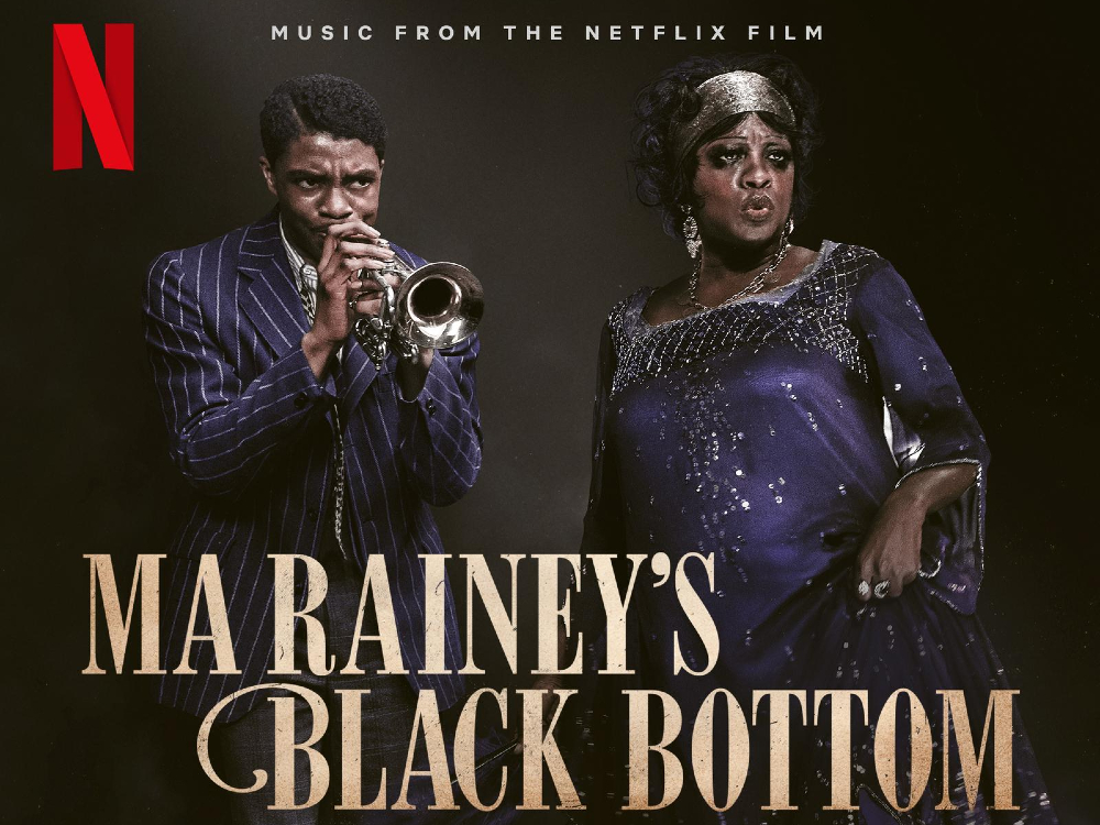 Netflix film Ma Rainey's Black Bottom
