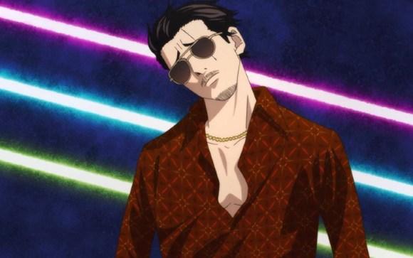 Tatsu mantan Yakuza