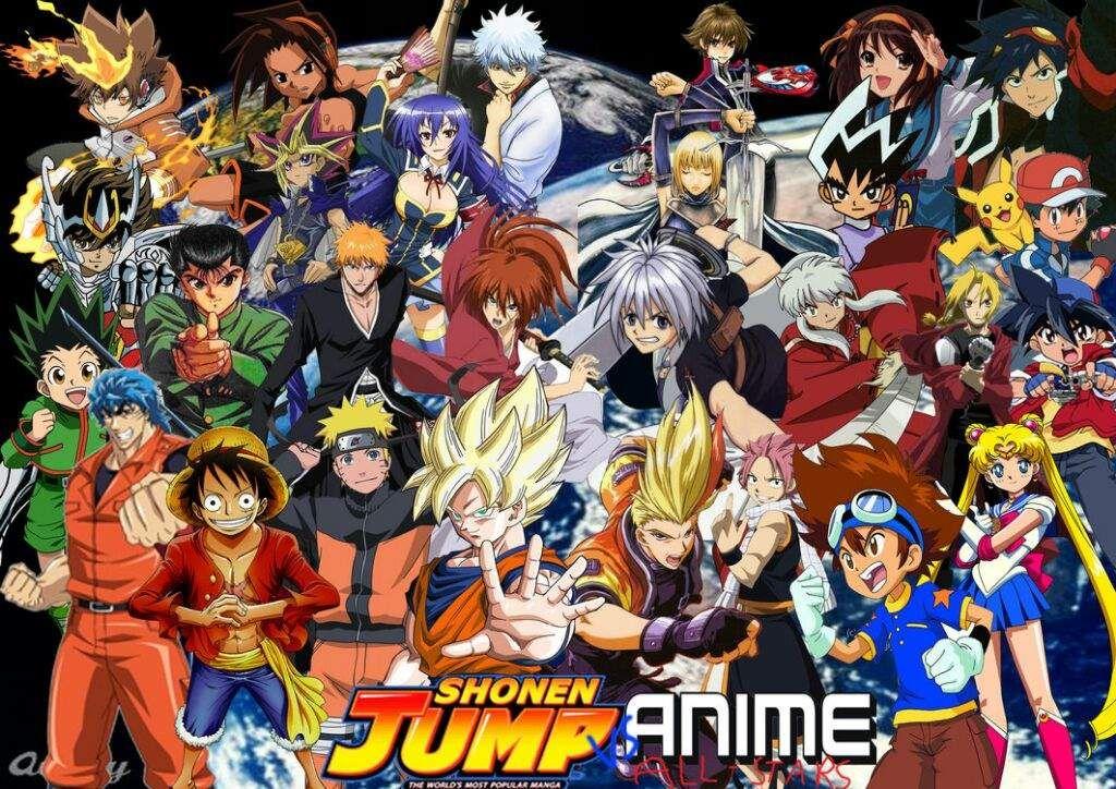 shounen anime