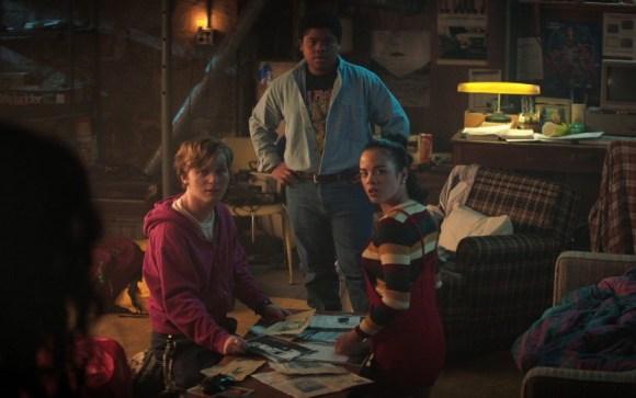 Simon, Josh, dan Kate