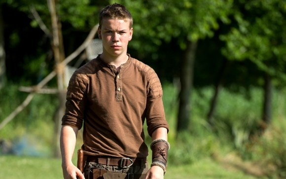 Will Poulter dalam Maze Runner