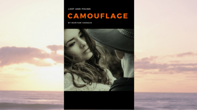 Camouflage - lost and found, mariyamhasnain.com, About me