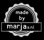 gemaakt door Marja