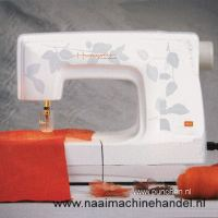 Punchmachine met stof