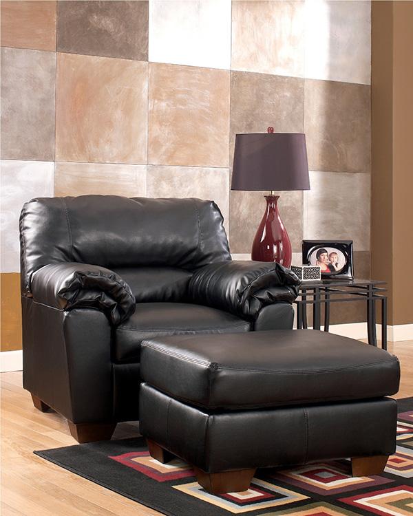 Commando Black Living Room Set Marjen Of Chicago