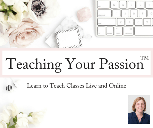 Learn to Teach Classes Live and Online (http://bit.ly/TYPcourse)