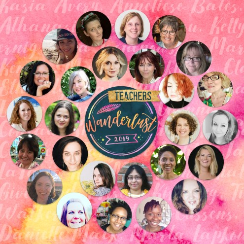 Wanderlust 2019 - 26 instructors! Use my affiliate link and Code EARLY30 to save 30% right now. Let me (Marjie Kemper) know you used my link and I'll email you three bonuses!