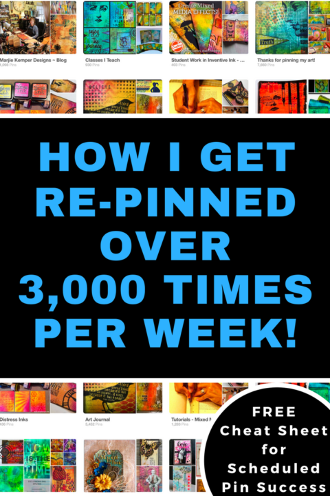 How I Get Repinnedover 3,000 Time Every Week using Tailwind Scheduler - you can try it for free at bit.ly/TryTailwind
