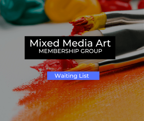 Mixed Media Art Membership Group