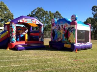 All For Fun Jumping castle hire in Brisbane