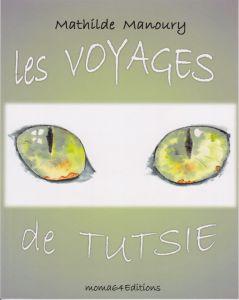 Couverture Les voyages de Tutsie