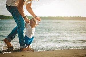 Apprendre à marcher, c'est le sens de l'éducation