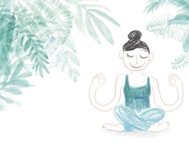 Poster-Yoga