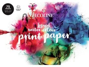 Ecoline printer papier