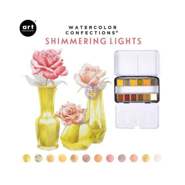 prima marketing shimmering lights