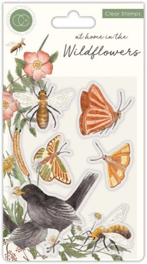 craft consortium wildflowers buterfly