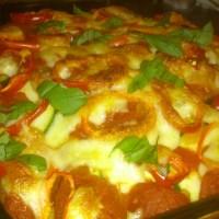 Restjes pasta: Italiaanse ovenschotel