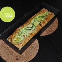 Foodblogswap: Courgettetaart