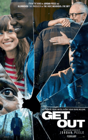 Get Out cover from IMDB page for Get Out
