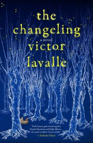 Lavalles's The Changeling book cover
