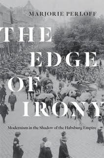 The Edge of Irony forthcoming in May 2016