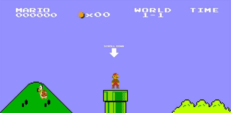 Super Mario Bros. – Tracy Medeiros