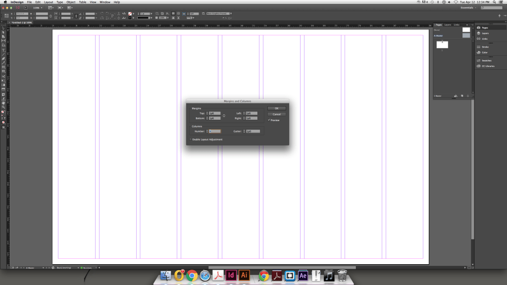 InDesign #101 – A Beginners Guide to Modular Grids - mark