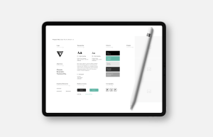 adobe xd ui style tile template