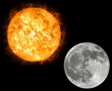 Image result for sun and moon