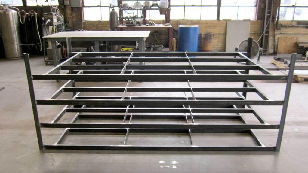 Mark Metals: Custom Sheet Metal Rack
