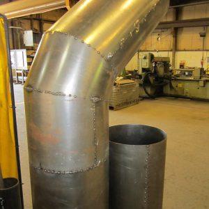 Custom Ventilation Ductwork - Mark Metals